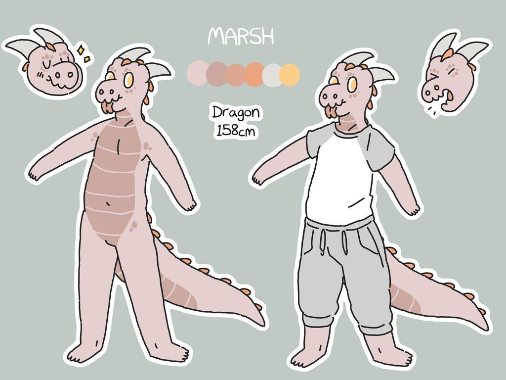 Marsh by ccartstuff