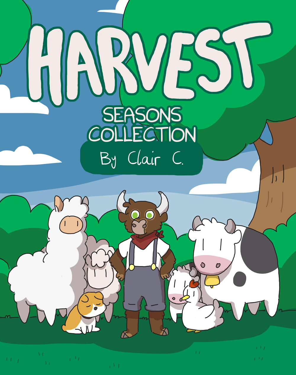 Harvest Collection by ccartstuff
