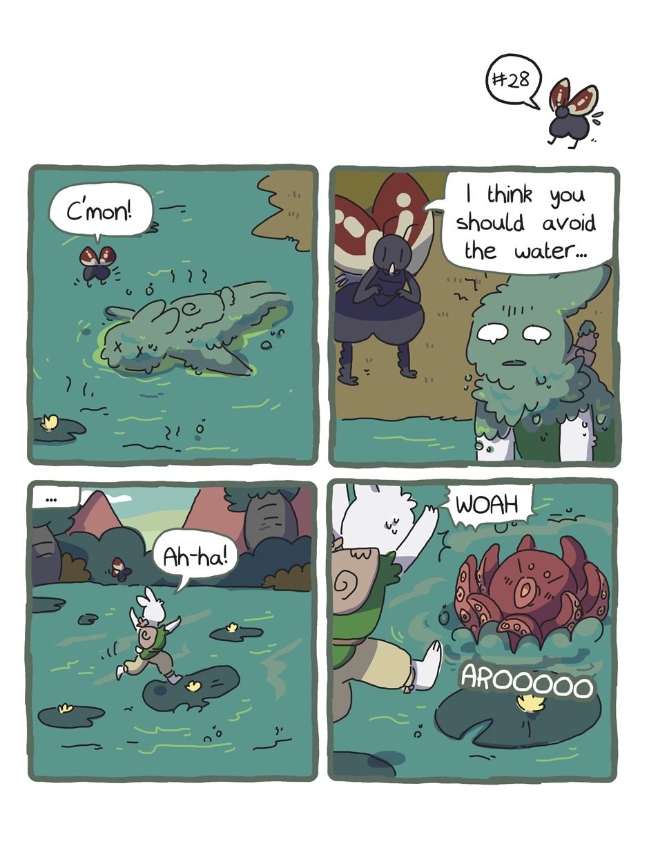 Small Hero #28 by ccartstuff