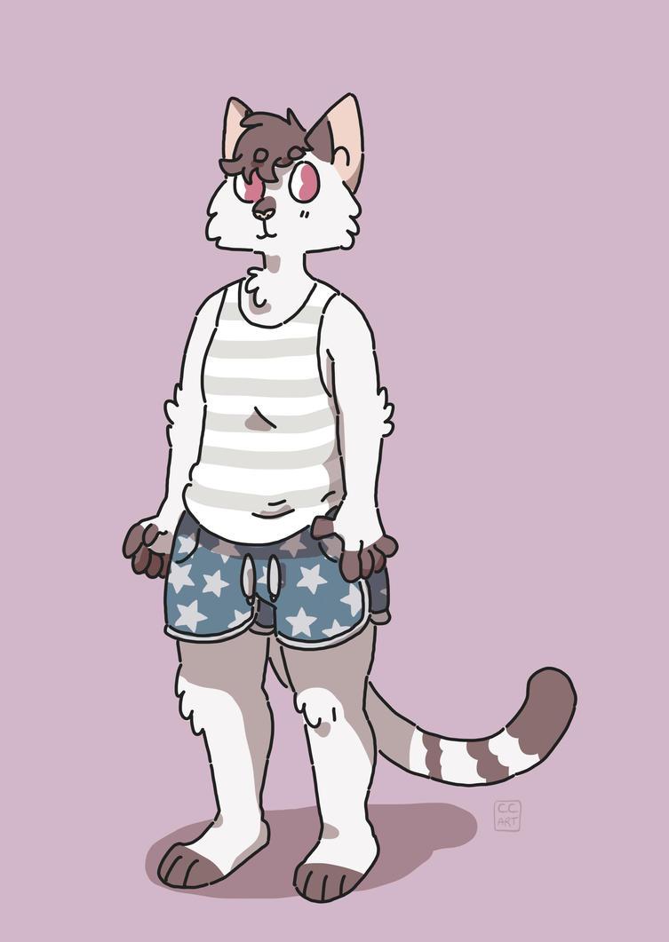 Cat~ by ccartstuff