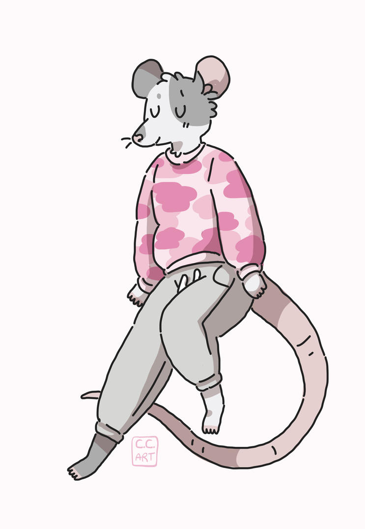 Mouse by ccartstuff