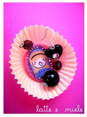 alice earrings by lattemiele