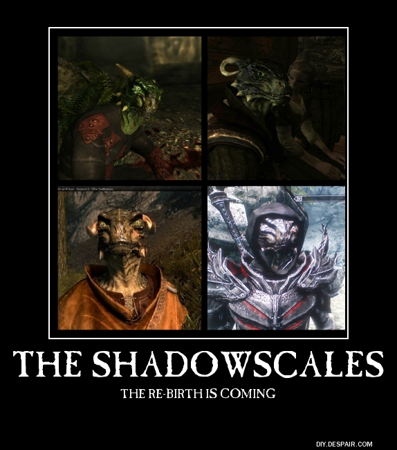 The Shadowscales by Metallica1147