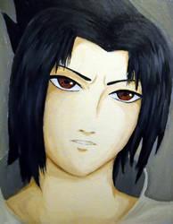 Sasuke Uchiha by Onka-chan