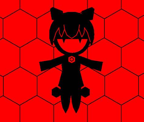 Neuroi-Chan Silhouette Demon