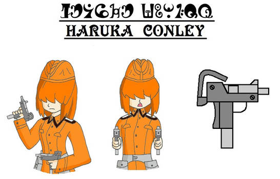 Haruka Conley - FC Reference Sheet - Weapons