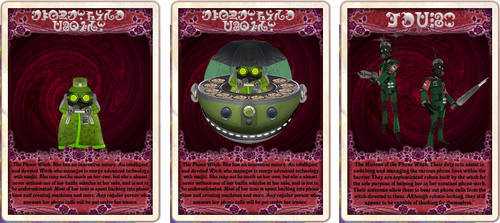 Alexandria Tomlin and Minions Witch Cards