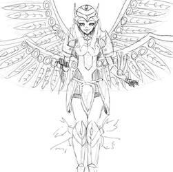 hikimango - Rogue Doll Lilith