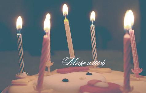 Make a wish by ZombitchAwfulperson