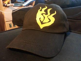 RWBY Yang Hat by XIIIRoxas13