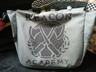 RWBY Beacon Academy by XIIIRoxas13