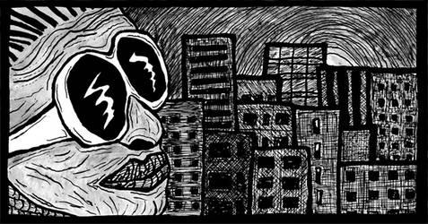 City by Godfrid