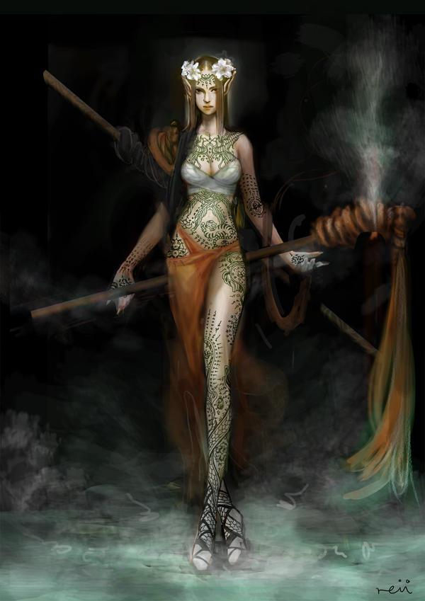 Hiranyika by rei-i