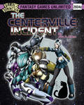 The Centerville Incident - Cover