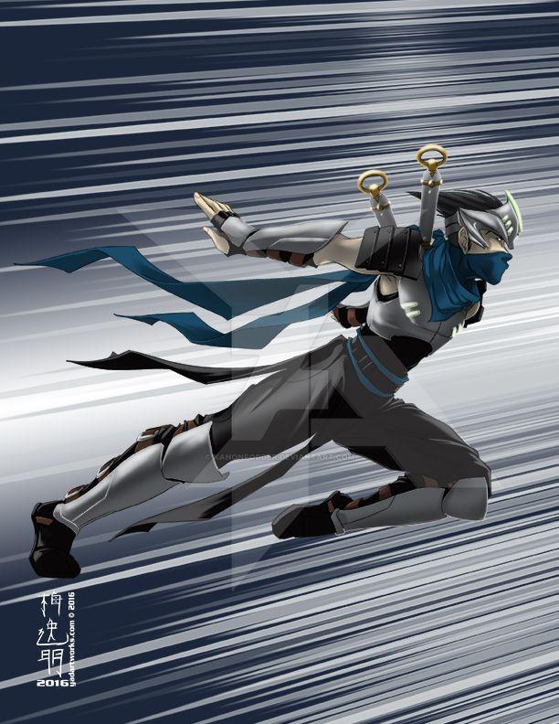 Ninja Run by KanonFodder