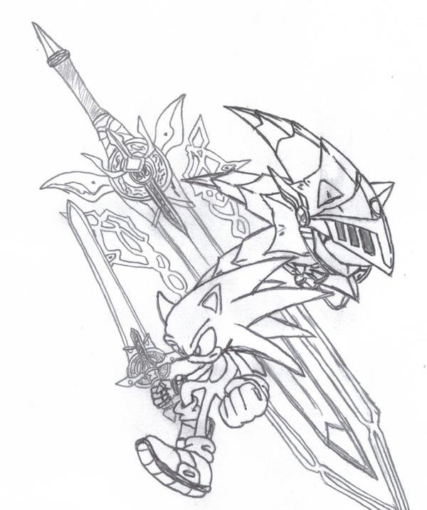 Excalibur Sonic By Vardenta03