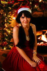 Special Christmas: Videl Cosplay [2]