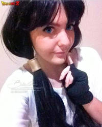 Think well what you will do - Cosplay Videl by Bella-Colombo
