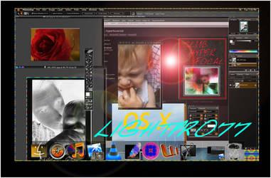 OS X Screen by lightpro77