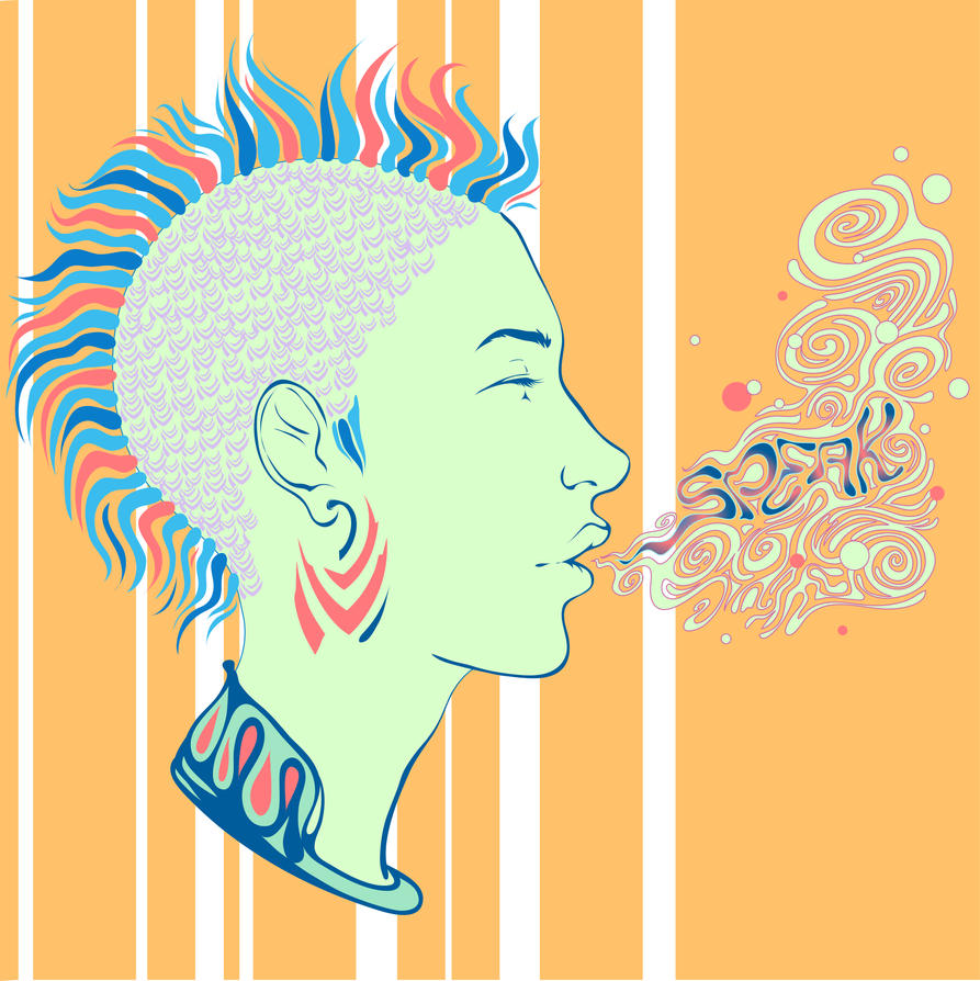 Speak Visual by DeeRose