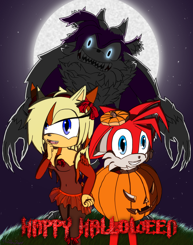 Haloween 2018 by theDes7royer