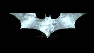 Batman LOGO Polygon HD Wallpaper