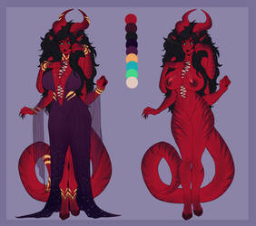 Nightmare Demoness- Custom