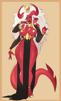 The wicked flame-Adopt Auction [CLOSED]