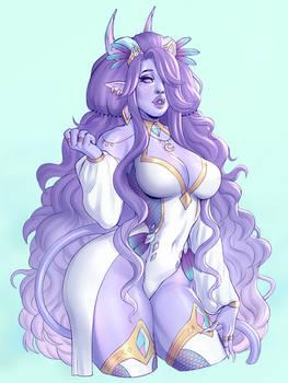 Juno the crystal demon