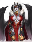 [C] Regal dragoness