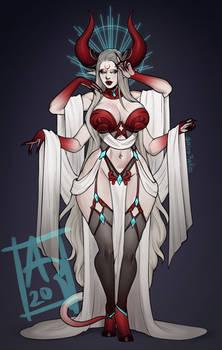 Demoness enchantress- CLOSED
