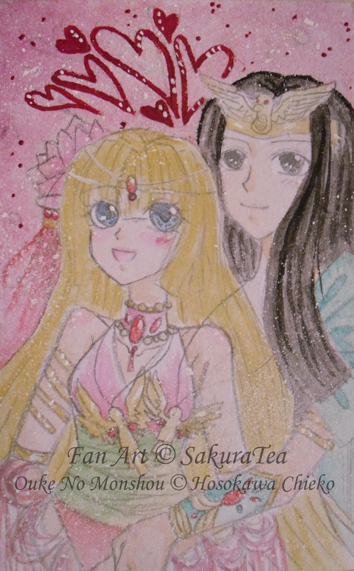 Menfuisu X Carol by SakuraTea