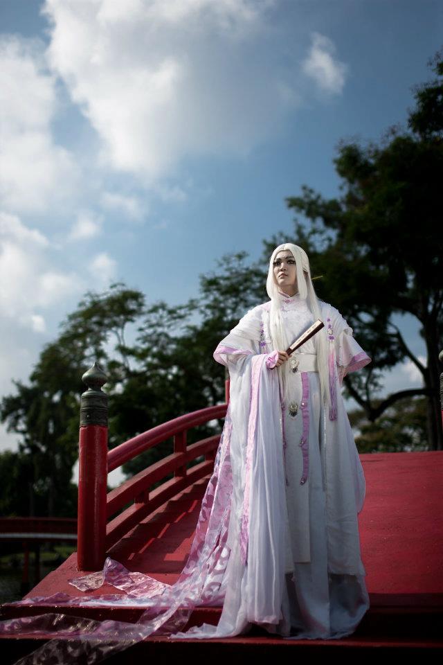 Pili Puppet Drama: Su Huan Zhen -II- by Meganelover