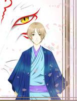 Natsume Yuujinchou by faranira