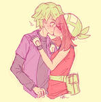 Just kiss me already