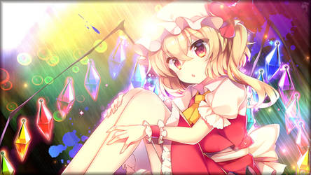 Another Flandre Wallpaper by SovietDash