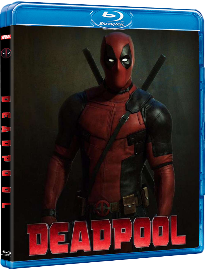 deadpool 2018 bluray download