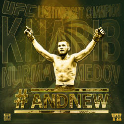 Nurmagomedov - Insta - Promo - AndNew - UFC223 - 1