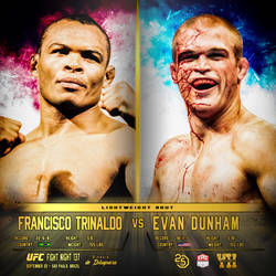 Matchup - Insta - ShortTale - UFC FN 137 - Trinald