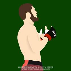 Pop Art - Insta - UFC242 - Khabib - 1080 x 1080 Px