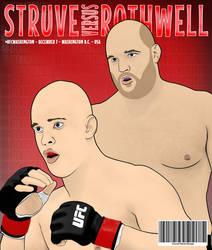 UFCWashington - Struve VS Rothwell