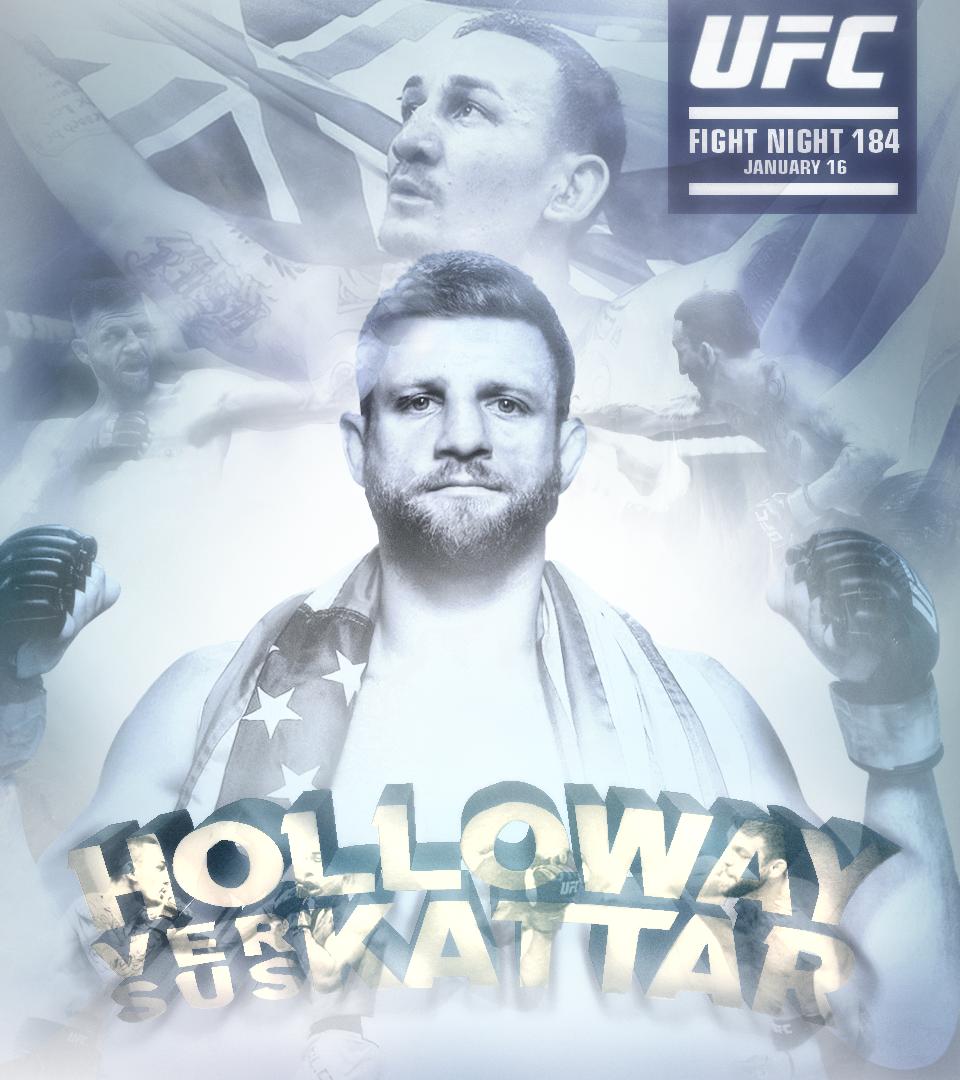 Max Holloway Vs Calvin Kattar Ufc Fight Night 184 By Rowdydynasty On Deviantart