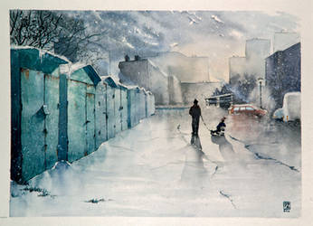 Winter by dex444