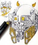 Cyberskull #1