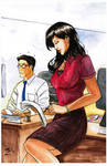 Lois and Clark after C.C.