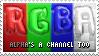 STAMP: RGBA