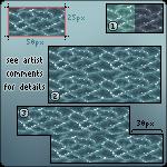RESOURCE: Pixel Water