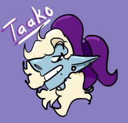 [Doodle] Taako Taaco AdventureZone by ThatMysticalBiscuit