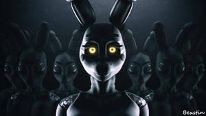 [SFM] Dark bunnies