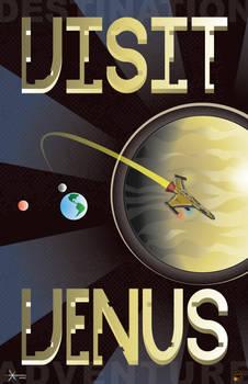 Interplanetary Travel Agency- Venus